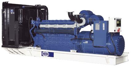 Дизель-генератор FG Wilson P1000E1