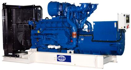 Дизель-генератор FG Wilson P1375E3