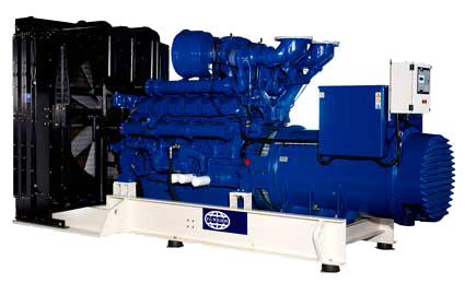 Дизель-генератор FG Wilson P1650E3