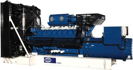 Дизель-генератор FG Wilson P2000E