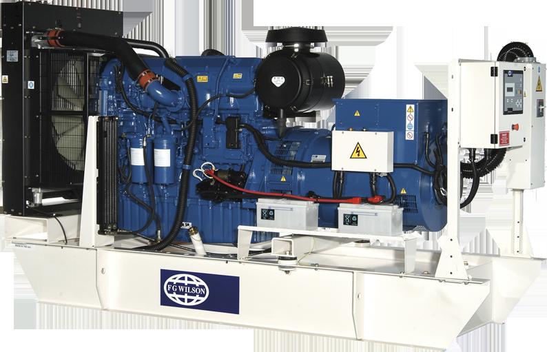Дизель-генератор FG Wilson P450-1