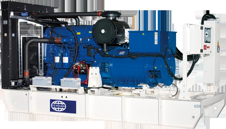 Дизель-генератор FG Wilson P700-1