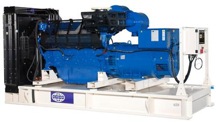 Дизель-генератор FG Wilson P800E1